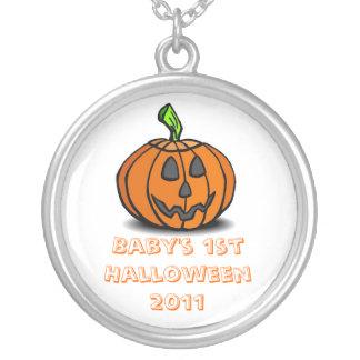 Baby 1st Halloween halsband