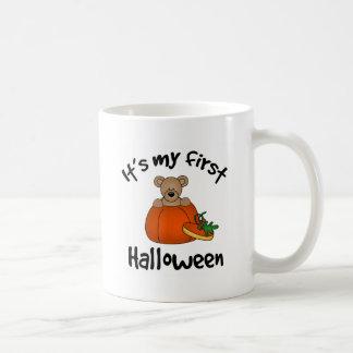 Baby 1st Halloween mugg