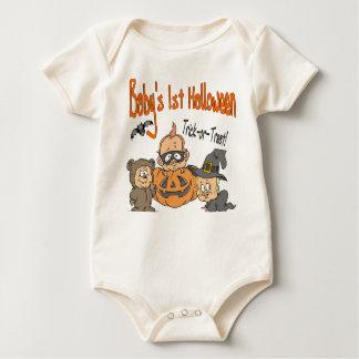 Baby 1st Halloween Sparkdräkter