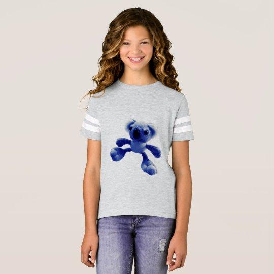 Baby blue koalabjörn t shirt