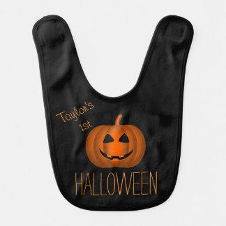 Baby första Halloween Hakklapp