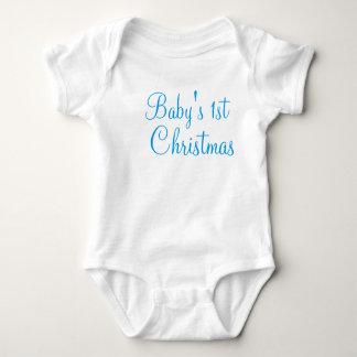 Baby första jul t shirts