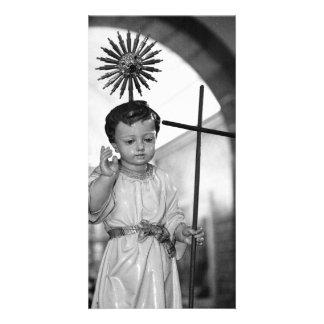 Baby Jesus Fotokort
