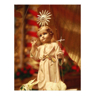 Baby Jesus Reklamblad 21,5 X 30 Cm