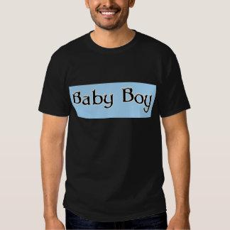 Baby-Pojke-Logotyp T Shirts