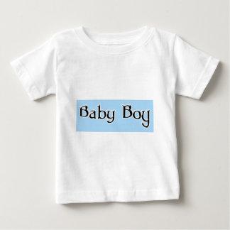 Baby-Pojke-Logotyp T-shirts