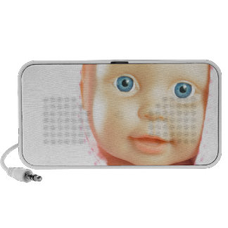 Baby shower iPhone speakers