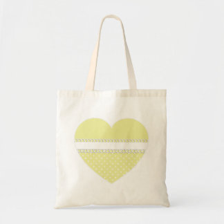 Baby shower i gult tote bags