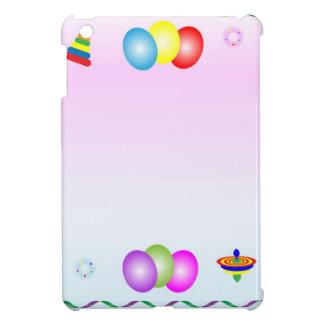 Baby shower iPad mini cases