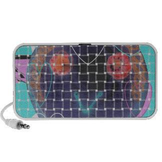 Baby shower notebook högtalarsystem