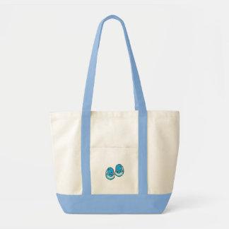Baby shower (pojke) tote bags