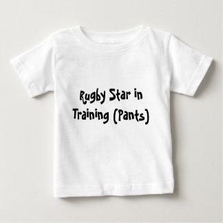 Baby-/småbarnRugbyskjorta T-shirts