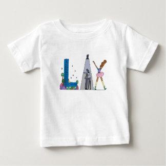 Baby utslagsplats | LOS ANGELES, (SLAPP) CA, T Shirt