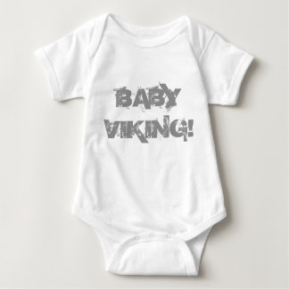 """BABY VIKING! "", TEE SHIRTS"