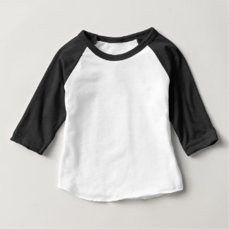 Babyamerikandräkt 3/4 sleeveRaglanT-tröja Tröjor