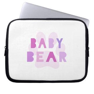 Babybjörn - rosa laptopfodral