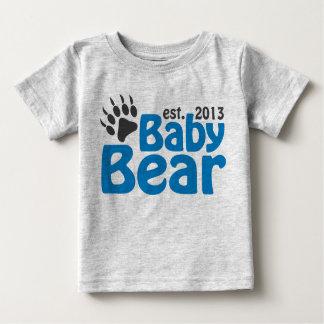 Babybjörnpojke 2013 tee shirts