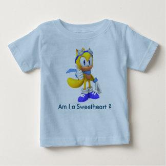 babyboy blåttT-tröja Tee Shirt