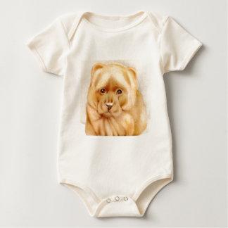 BabyChow-Chow - GULLIG TOPPEN! Body För Baby