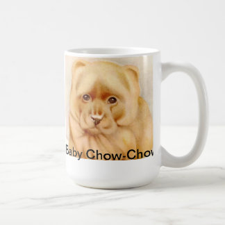 BabyChow-Chow MUGG