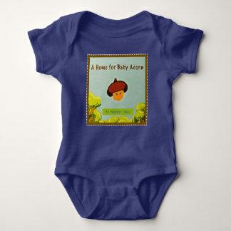 BabyekollonBodysuit (extra stilar & färger) T-shirts