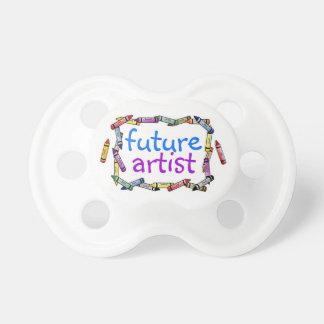 Babyen är en framtida konstnärCrayonroligt Fooler Napp
