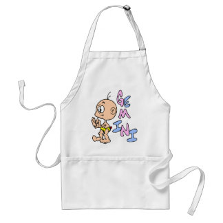 BabyGemini Förkläde