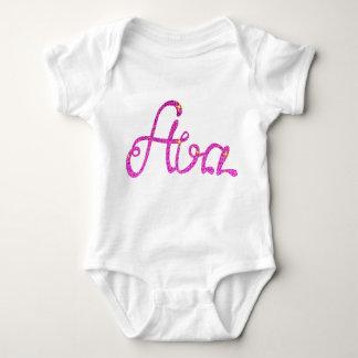 BabyJersey Bodysuit Ava T Shirts