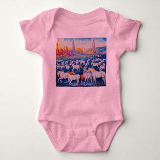 BabyJersey Bodysuit T Shirt