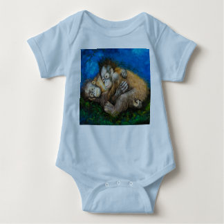 BabyJersey Bodysuit Tee Shirt