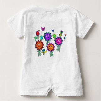 Babylyckligblommor T-shirt