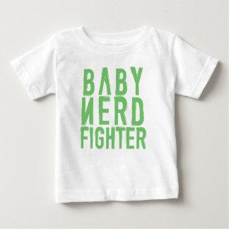 BabyNerdfighter grönt T Shirt