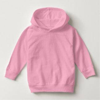 babyPINK för ROSOR för småbarnPulloverHoodie T-shirt