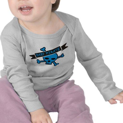 Babypiratpojke Tröjor