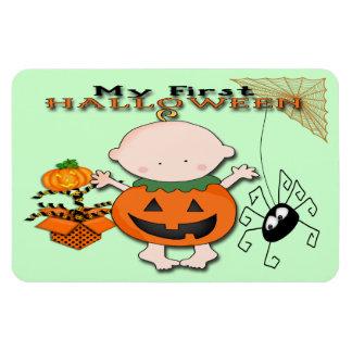 Babypumpa min 1st Halloween sladdmagneter Magnet