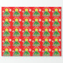 Baby's First Christmas Glossy Wrapping Paper Presentpapper