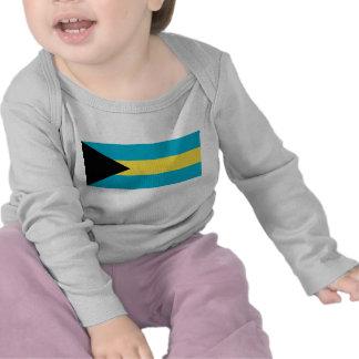 BabyT-tröja med flagga av Bahamas