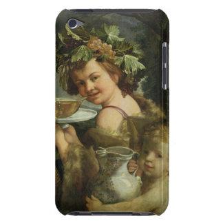 Bacchus (olja på kanfas) Case-Mate iPod touch fodral