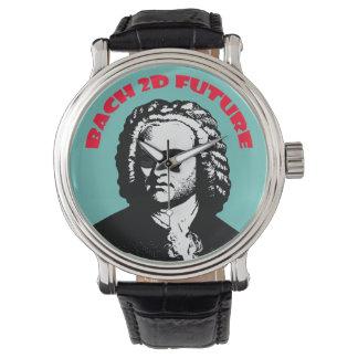 Bach 2D Armbandsur