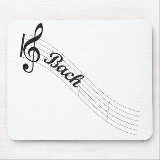 Bach klassisk musikTreble Musmatta
