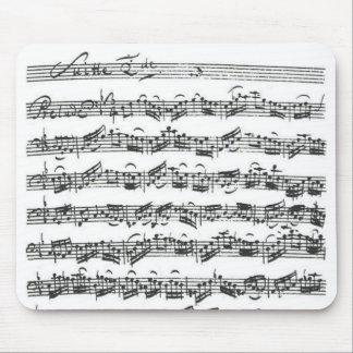 Bach violoncellfölje musmatta