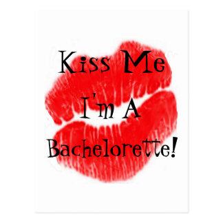 Bachelorette partydagar vykort