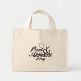 Baci & Abbracci - kramar & kyssar - XOXO Mini Tygkasse