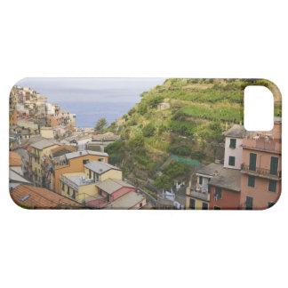 backbyn av Manarola-Cinque Terre, iPhone 5 Case-Mate Fodraler