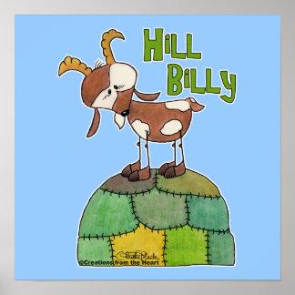 Backe Billy Poster