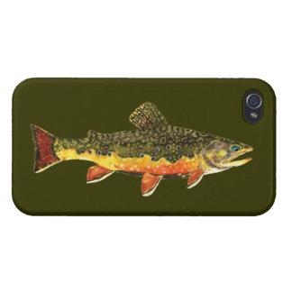 Bäckforellflygfiske iPhone 4 Skydd