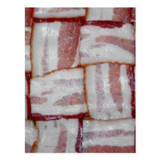 Baconväv Vykort