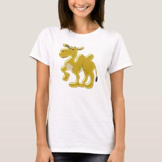 Bactrian kamel tee