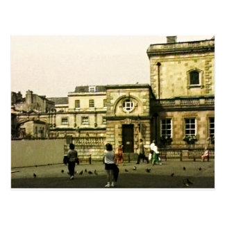 Bada den England 1986 jGibneyen snap-12152 MUSEET  Vykort
