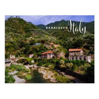 Badalucco italien vykort